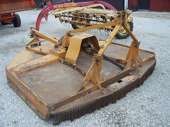 Brush Hog Chains : Farm machinery